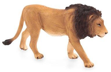Plastfigur lejonhane