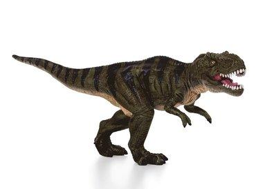 Plastfigur T-Rex rörlig käke