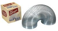 Slinky stor metall