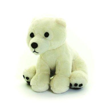 Mjukdjur Living Nature isbjörn