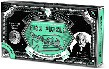 Einstein Fish Puzzle