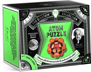 Einstein Atom Puzzle
