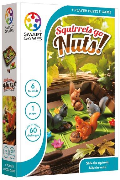 Squirrels Go Nuts 1