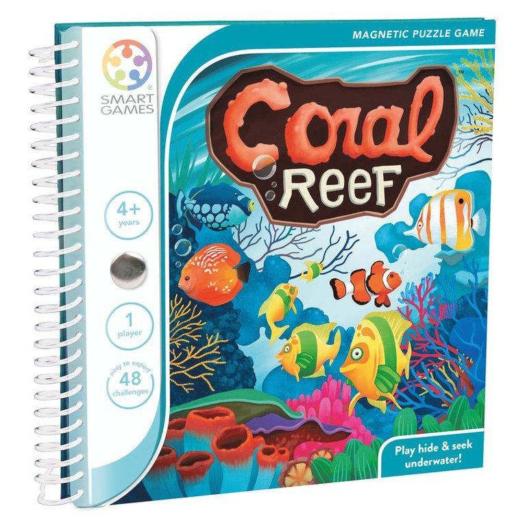 Coral Reef - Magnetic Puzzle game 1