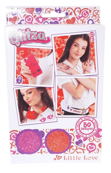 Glitterpyssel Glitza Little Love 1