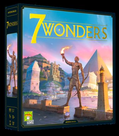 7 Wonders - Andra utgåvan 1