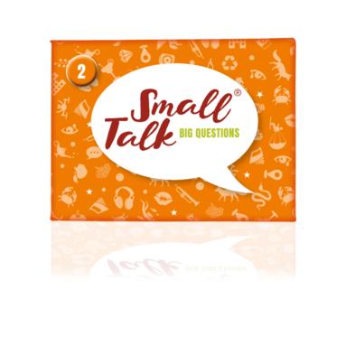 Small Talk orange
