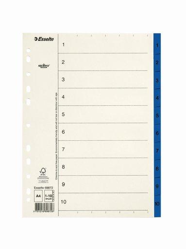 Register A4 1-10 servo