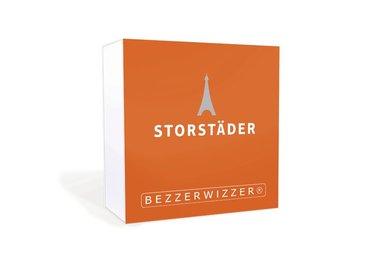 Bezzerwizzer Bricks Storstäder