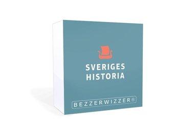 Bezzerwizzer Bricks Sveriges Historia