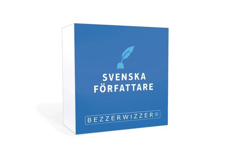 Bezzerwizzer Bricks Svenska Författare 1