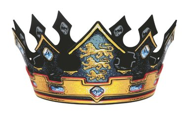 Krona tre lejon