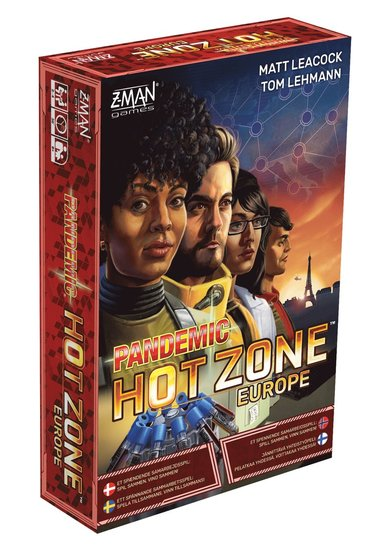 Pandemic Hot Zone 1