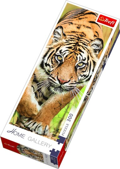 Pussel 300 bitar Home Gallery - Creeping tiger