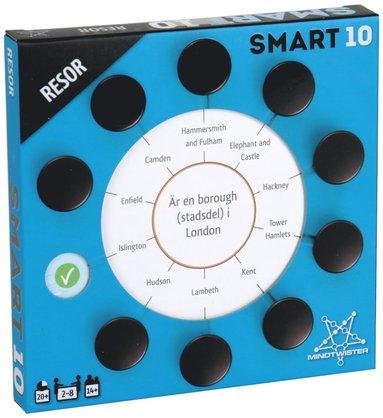 Smart10 frågekort - Resor