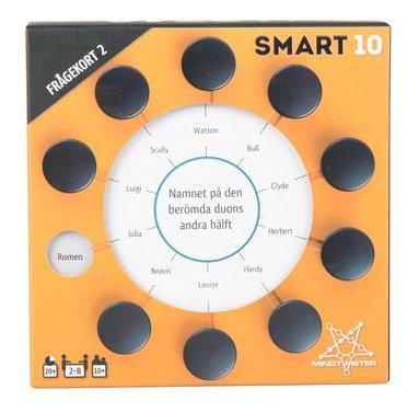 Smart10 frågekort 2