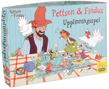 Pettson & Findus Uppfinningsspel 1