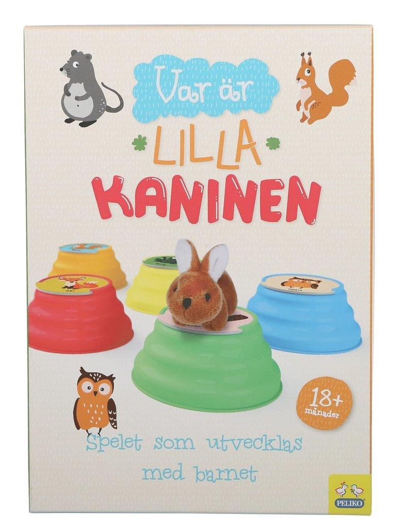 Var är Lilla Kaninen? 1