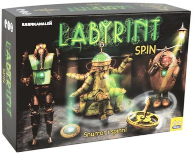 Labyrint Spin 1