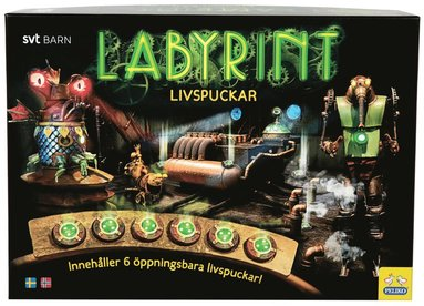 Labyrint Livspuckar 1