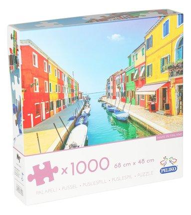 Pussel 1000 bitar Venedig 1