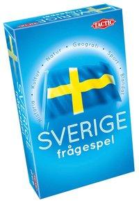 Frågespelet Om Sverige - resespel