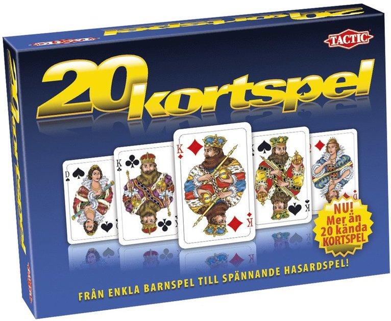 20 kortspel 1