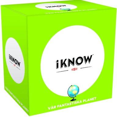 iKnow mini - Vår fantastiska planet
