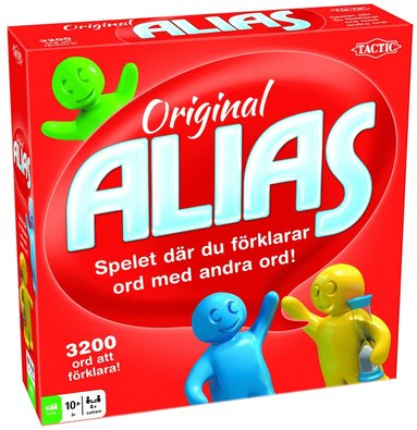 Alias Original 1