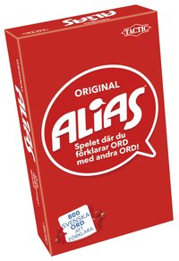 Alias - resespel