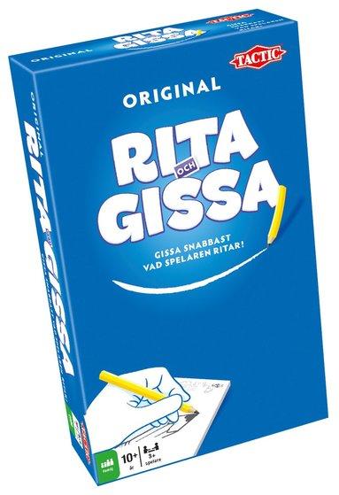 Rita & Gissa - resespel