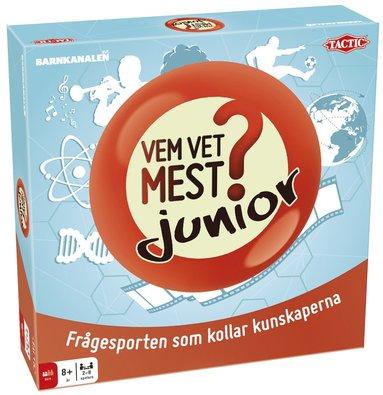 Vem vet mest? Junior 1