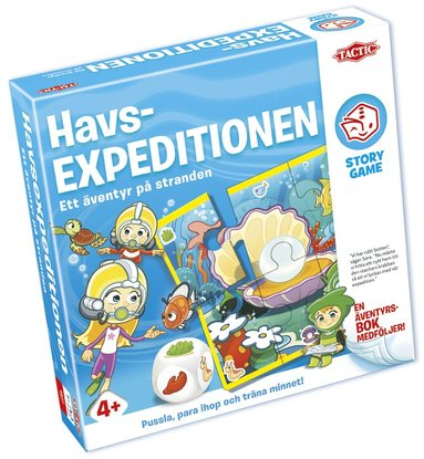 Story Game : Havsexpeditionen