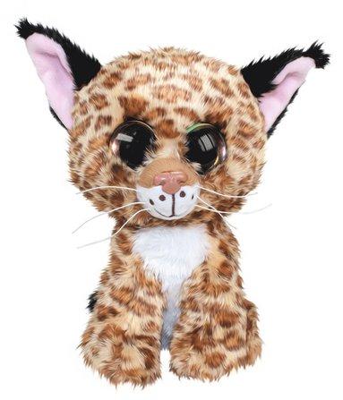 Mjukdjur Lynx lodjur 15cm