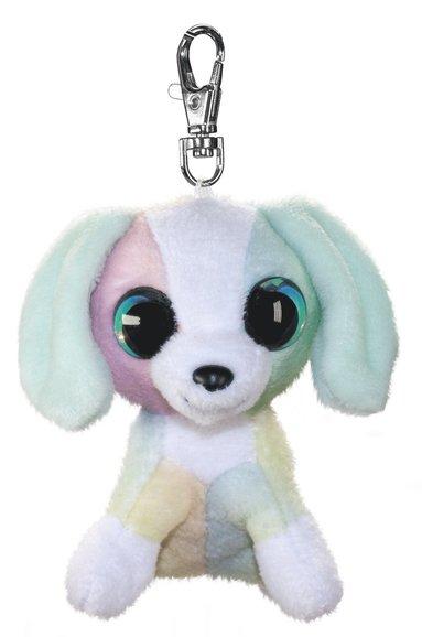 Mjukdjur Spotty hund 8,5 cm med clip