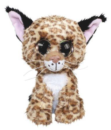 Mjukdjur lodjur Lynx 24cm