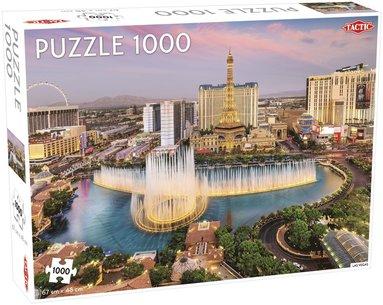 Pussel 1000 bitar Las Vegas