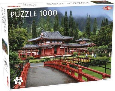 Pussel 1000 bitar Byodo-In-Temple