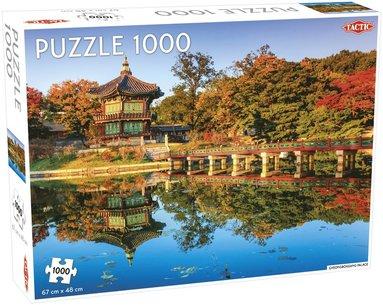 Pussel 1000 bitar Gyeongbokgung Palace