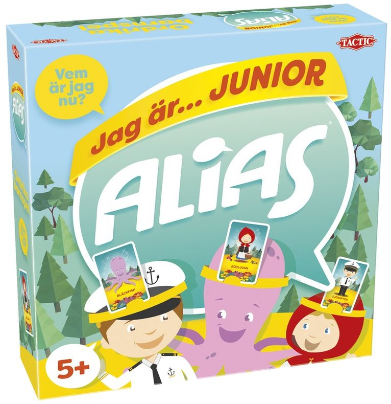 Jag är Alias Junior 1