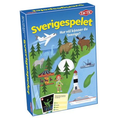 Sverigespelet