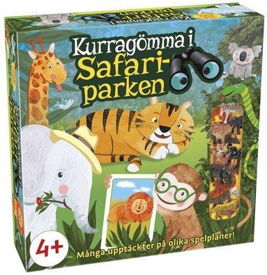 Kurragömma i safariparken 1