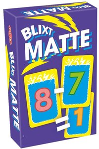 Blixt Matte