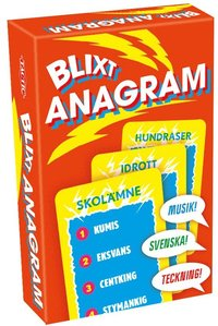 Blixt Anagram