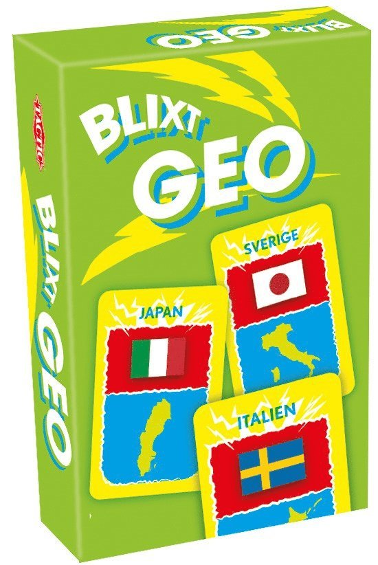 Blixt Geo 1