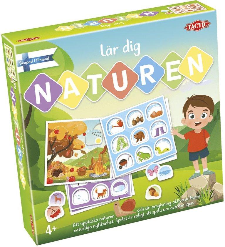 Lär dig om naturen 1