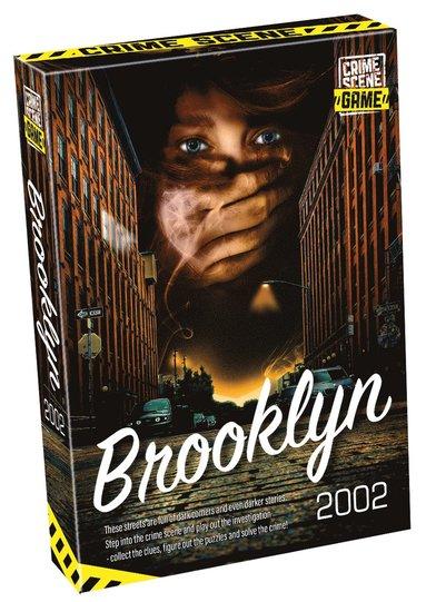 Crime scene - Brooklyn