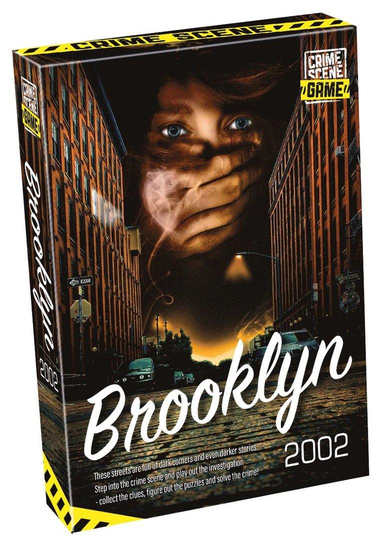 Crime scene - Brooklyn 1
