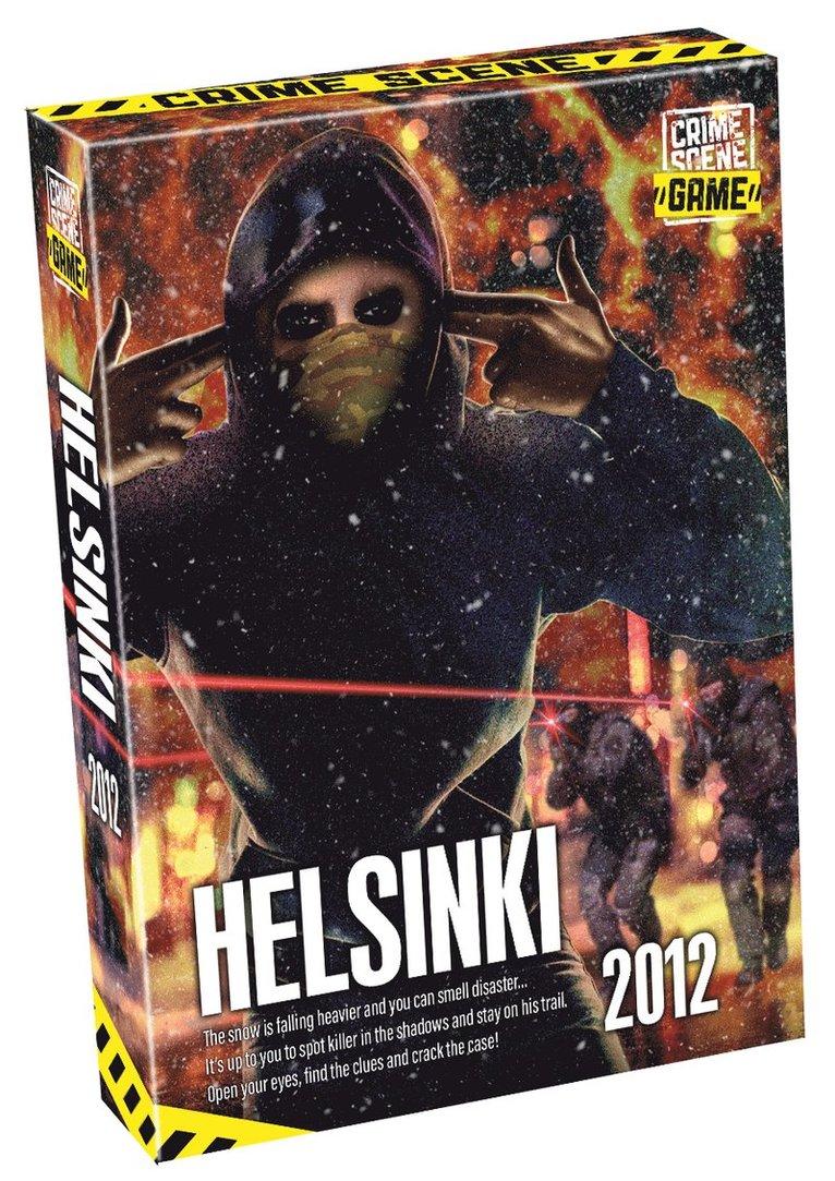 Crime scene - Helsinki 1