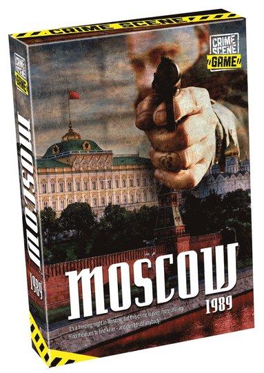 Crime scene - Moscow